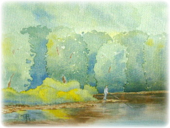 learn Watercolour, watercolour tutorial, water colour wash